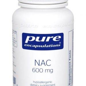 Pure Encapsulations NAC dietary supplements