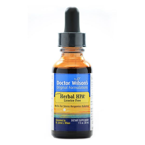 Herbal HPA-Licorice Free Drops