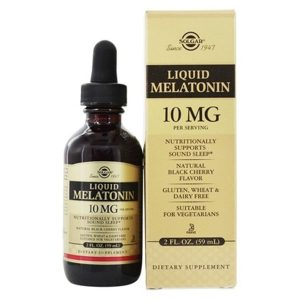Melatonin 10mg Liquid