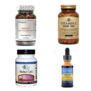 Adrenal Fatigue 4-Pack