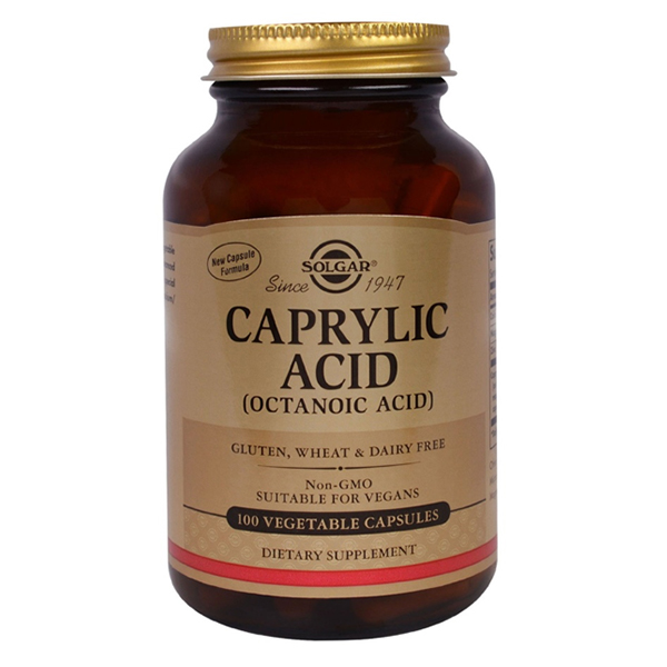 Caprylic Acid dietary supplements