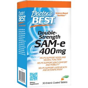 Double Strenght SAM.e 400mg dietary supplements