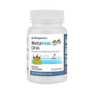 MetaKids DHA support for healthy brain functions