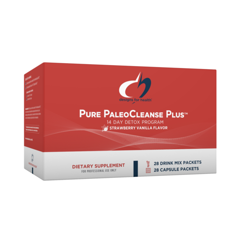 Pure Paleo Cleanse Plus dietary supplement