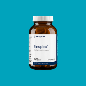 Sinuplex which contains Quercetin