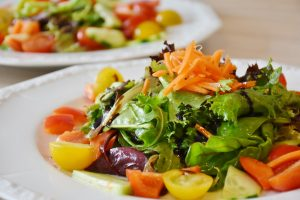 salad for healthy diet