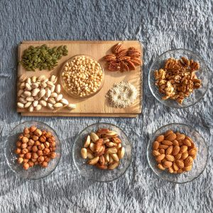 healthy fats in nuts