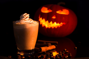 protein smoothies with pumpkin